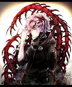 Kaneki Centipede by Magancito on deviantART (Lithium) Kaneki :'( ....... If you finished the manga, you know