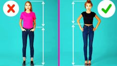 7 Ways To Look Taller And Slimmer