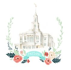 Popular items for lds temple on Etsy