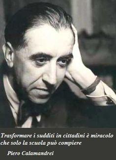 Piero Calamandrei dixit