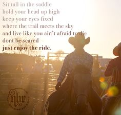 www.nbrnothingbutrodeo.com LIKE US ON FACEBOOK> NBR Nothing But Rodeo  #chrisledoux #cowgirl #rodeo #quote