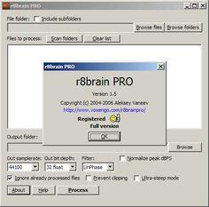 Voxengo r8brain PRO v1.5 WiN DOA magesy.pro
