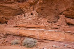 This structure is now protected within the newly designated National Monument.