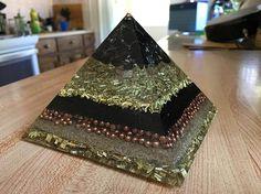Obsidian Pyramid  Orgone Energy  Orgone Pyramid  Meditation