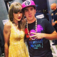 Zach and Taylor