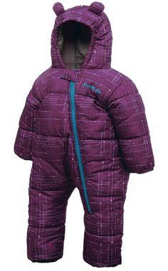 Dare 2b Bugaloo Baby Snowsuit - Purple Storm. 0-24 months £24.99