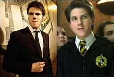 Happy Birthday Edward Randell Who Portrayed Justin Finch Fletchley In The Harry Potter Films Harry Potter Characters Harry Potter Films Harry Potter