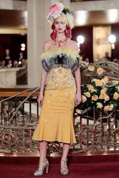 Dolce & Gabbana Alta Moda Sring 19 Resort