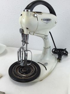Hamilton Beach Vintage Mixer Model G 1948 Professionally re Wired | eBay $29.95
