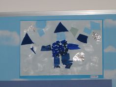 Children made individual collages of their interpretation of what Jack Frost looks like after hearing the poem Jack Frost is About. Infant Classroom, Art Classroom, Classroom Ideas, Advent Calendar Activities, Weather Seasons, Anzac Day, Baby Art, Winter Theme, Jack Frost