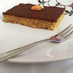 Möhren - Blechkuchen