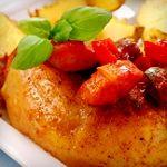 Tomatillo Chicken