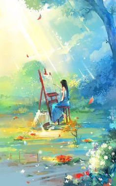 beautiful and art image