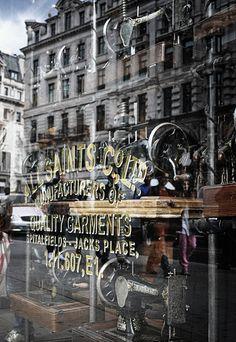 Regent Street Shop Window, London