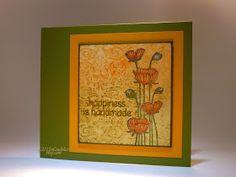 All kind of shades: Hero Arts bloemenkaart