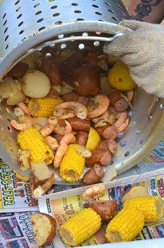 Shrimp Boil by Necessary Indulgences.