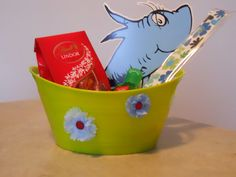 Dr Seuss Prize basket #1