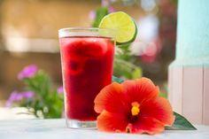 Agua Fresca – Jamaica (Hibiscus Flower Tea)