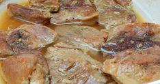 Mennyei Sült hús szeletek recept! Ez egy alap változata leginkább a megmaradó ízletes húszsír miatt készítem így, így szereti a család. Nem lesz sok zsír, de 2-3 napig elég. De ha valaki nem szeretne zsírt, fel lehet dobni akár egy kevés hagymával (de ez levet fog ereszteni, viszont finom ízt kölcsönöz a húsnak,) vagy zöldségekkel akár.