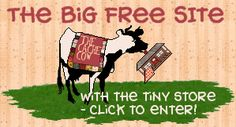 Quilter's Cache/The Cache Cow: Lots of links at bottom of the home page plus free patterns, tutorials and more: http://www.quilterscache.com
