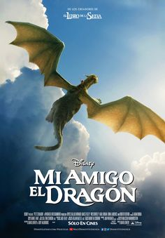 Ver Estreno Peter y el dragón / El ultimo dragon / Mi amigo el dragon August…