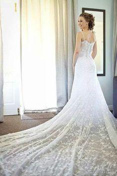 Danielle se troue Wedding Ideas, Wedding Dresses, Vintage, Fashion, Bride Dresses, Moda, Bridal Gowns, Alon Livne Wedding Dresses, Fashion Styles