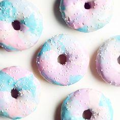 cotton candy donut vibes {{ nutmeg & honeybee }}