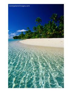 Places to Visit in NZ - Cook Islands