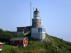 Kullen lighthouse Skälderviken