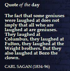Geniuses (and birthyear 1834 should be 1934)