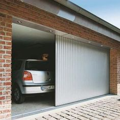 Is your garage door insulated? No, means your garage door isn't strong enough. Insulation can add the extra security to your garage door wall and parts. Roll Up Garage Door, Cheap Garage Doors, Sliding Garage Doors, Electric Garage Doors, Best Garage Doors, Modern Garage Doors, Garage Door Springs, Roll Up Doors, Garage Door Repair