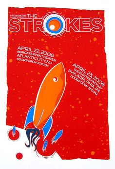 GigPosters.com - Strokes, The