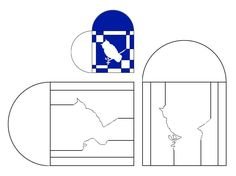 ugle-hjerte-skabelon.jpg (841×628)