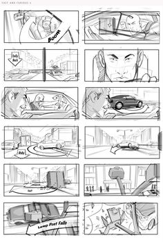 Nice example of a level of finish/detail/shading that I could use for storyboards I create in this project. Note: excellent source for such things = Storyboards Inc.