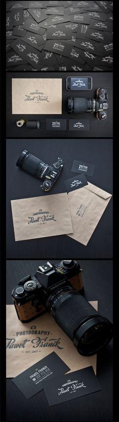 Paweł Franik Photography on Branding Served