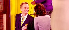 """An ongoing joke in the show is that nobody ever finds out what Barney's job is. 