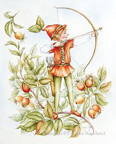 Briar elf
