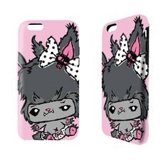 Show your Werewolf Baby pride with this cell phone cover! #Vamplets #Iphone #Samsung