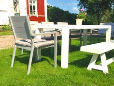 Outdoor Chairs, Outdoor Furniture Sets, Outdoor Decor, House, Home Decor, Houses, Decoration Home, Home, Room Decor