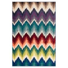 Distinguished by its unprecedented watercolor design, the Madeline Collection features a series of gorgeous, show-stopping rugs at an unbeatable price. Po...