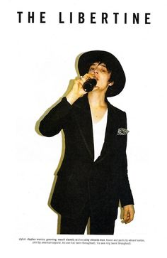 Pete Doherty The Libertine Old Brown Shoe, Tiefling Bard, Pete Doherty, Paul Weller, The Libertines, The Clash, Eric Clapton, My Favorite Music, Rock Music