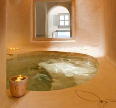 I will have this giant bathtub in my house someday. I will.