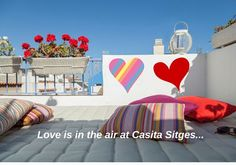 San Valentine Last Minute Offer - San Valentine last minute offer at Casita Sitges Love is in the air at Casita Sitges and all around the town of Sitges. Celebrate the most romantic holiday in our friendly home full of love, care and treats. For a minimum of three night stay during San Valentine's weekend, you will be welcomed with a chilled bottle of cava, a15% discount and another surprise! CONTACT US! The village of Sitges will be sparkling and charming as usual. This winter has been… Spain Holidays, Sitges, Stay The Night, Most Romantic, Rental Apartments, Kids Rugs, San, Treats, Bottle