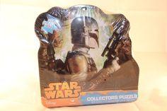 Disney Star Wars Collectors Puzzle 1000 Pieces on Collectors Tin New #DisneyStarWars