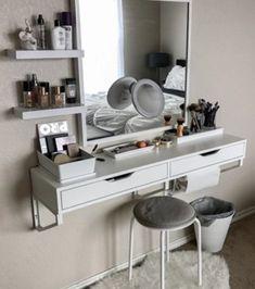 Le maquillage devient presque votre décoration !