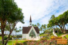 Wailea Seaside Chapel - Grand Wailea Maui Hawaii