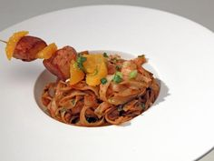 Get Dzintra Dzenis's Spicy Thai Noodles with Ginger Peanut Dressing Recipe from Food Network
