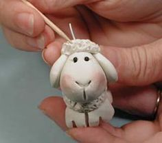 easy to follow tutorial for little cute  lamb :)