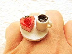 Sushi Rings by SouZou Creations