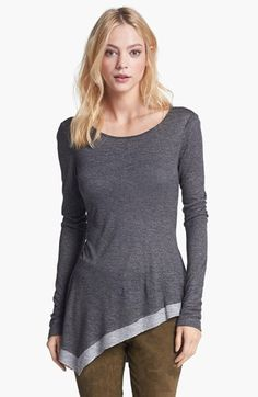 Elizabeth and James 'Savannah' Long Sleeve Tee available at #Nordstrom155